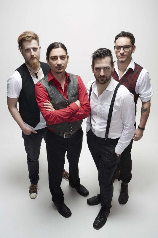 Chronatic Quartet © Frank Beer